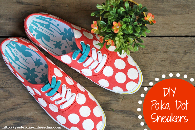 Amazing Polka Dot Themed Crafts
