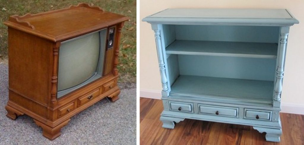 How Tp Upcycle Old And Broken Furniture