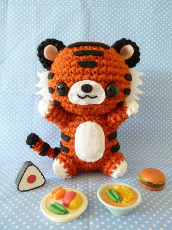 Amazing Tiger Themed Crafts
