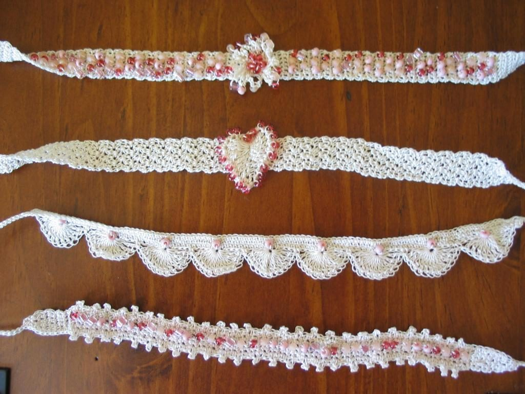 Awesome Beaded Crochet Patterns
