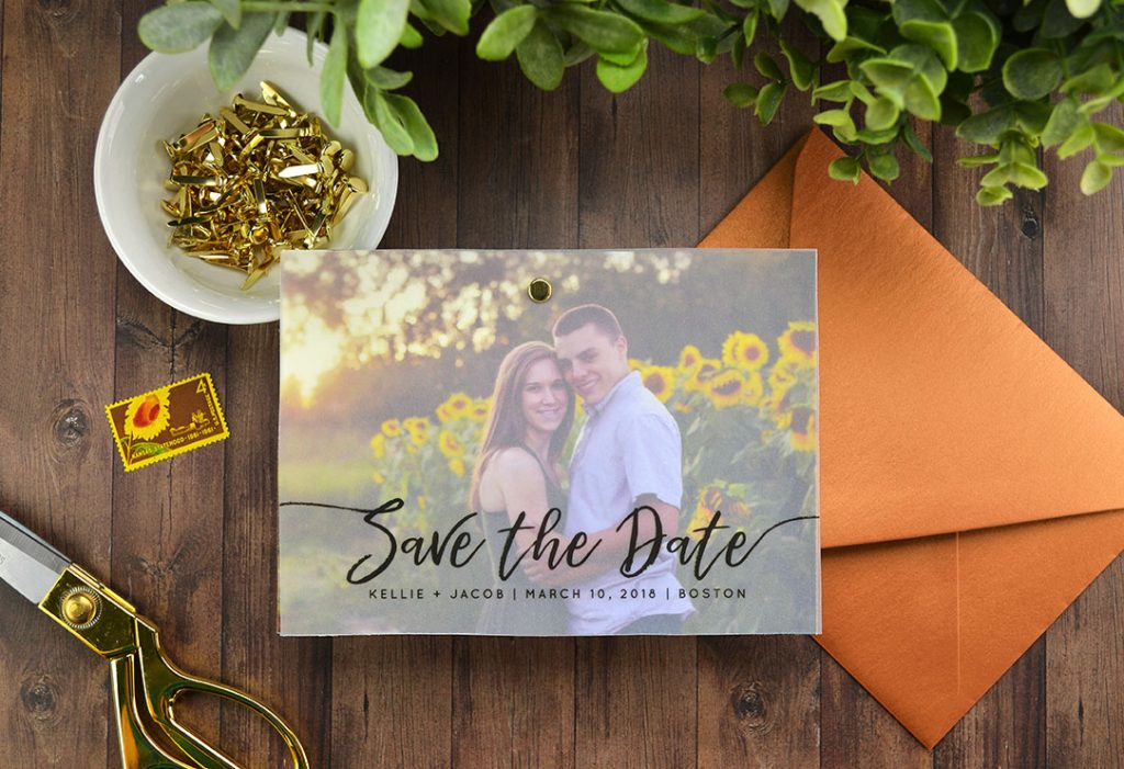 Awesome Diy Save The Date Ideas