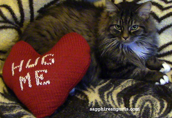 Amazing Valentine's Day Knitting Patterns