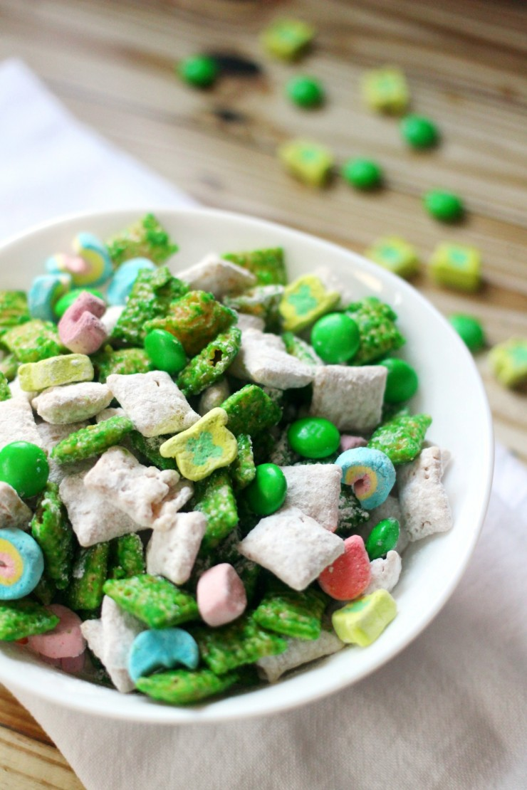 Delicious St Patrick's Day Snack Ideas