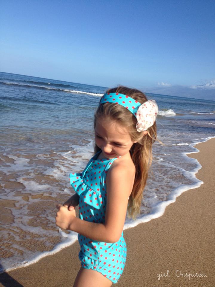 DIY Kids' Bathing Suits