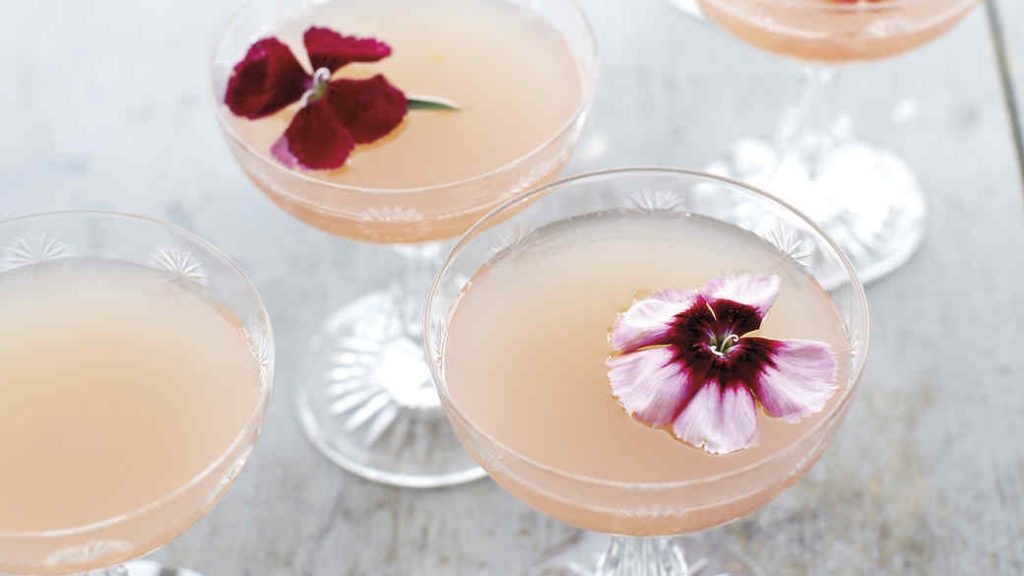 Amazing Spring Cocktails