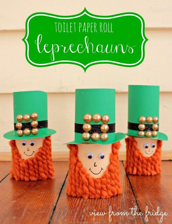 Cool St Patrick's Day Kids' Crafts