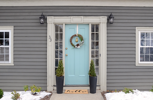 Amazing DIY Makeover Front Door Ideas