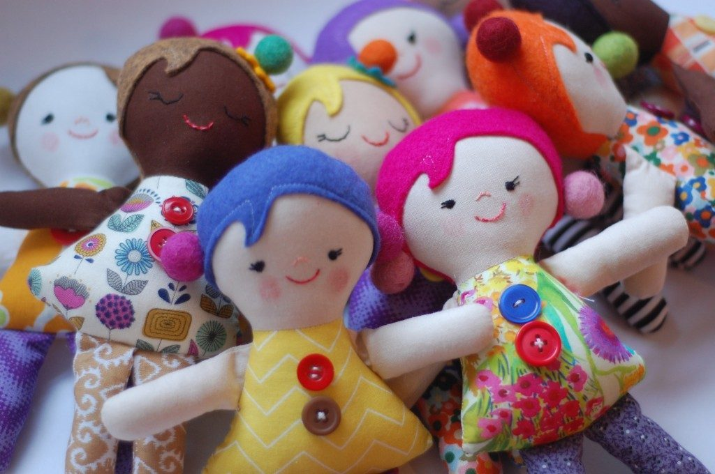 Adorable Free Doll Patterns