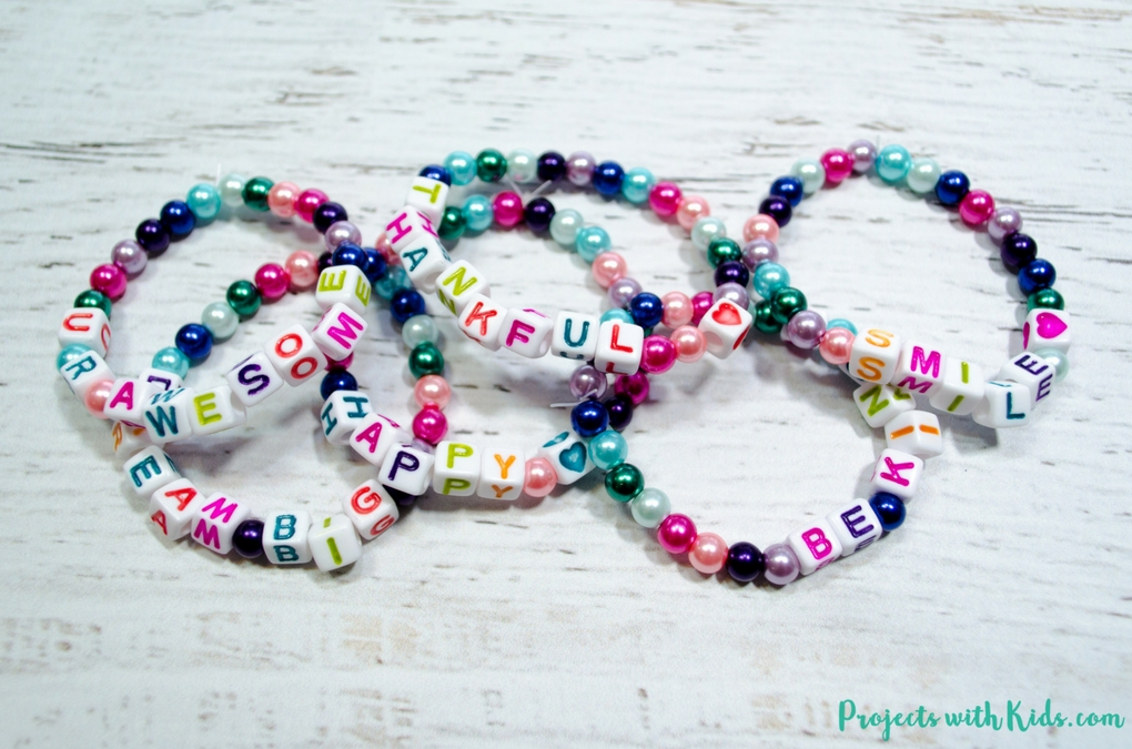Cool Friendship Bracelets For Kids