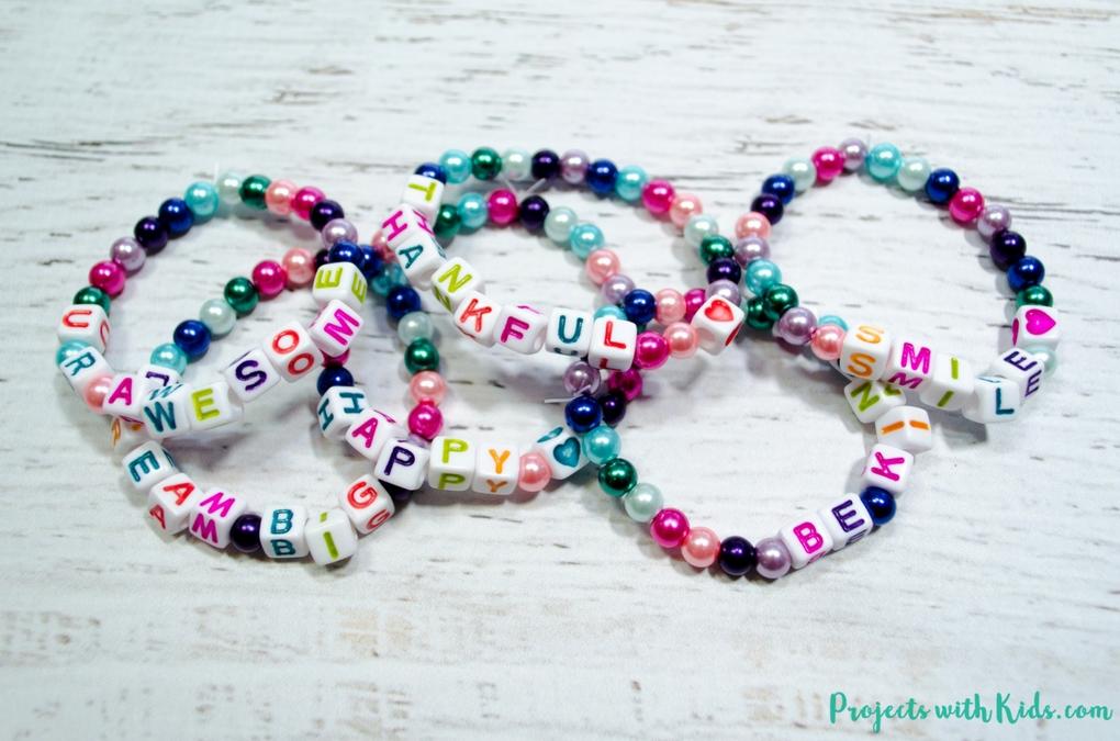 Cool Friendship Bracelets For Kids