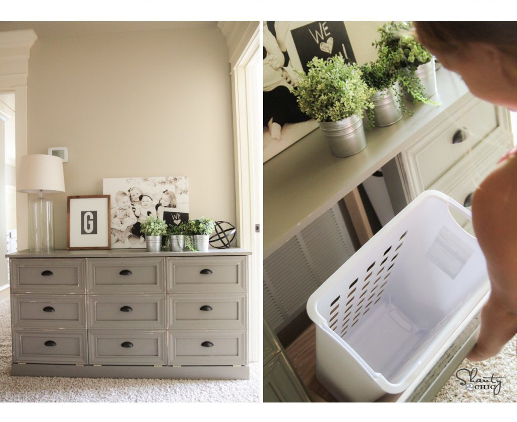 Amazing DIY Laundry Baskets