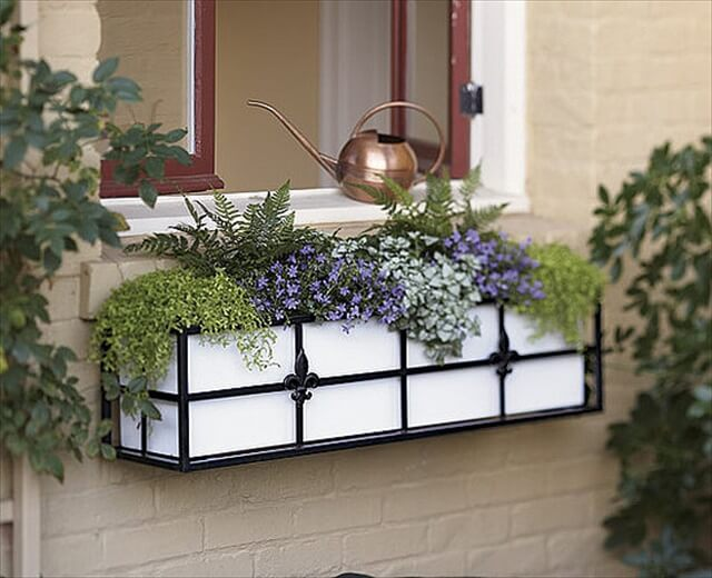 The Best DIY Window Box Designs
