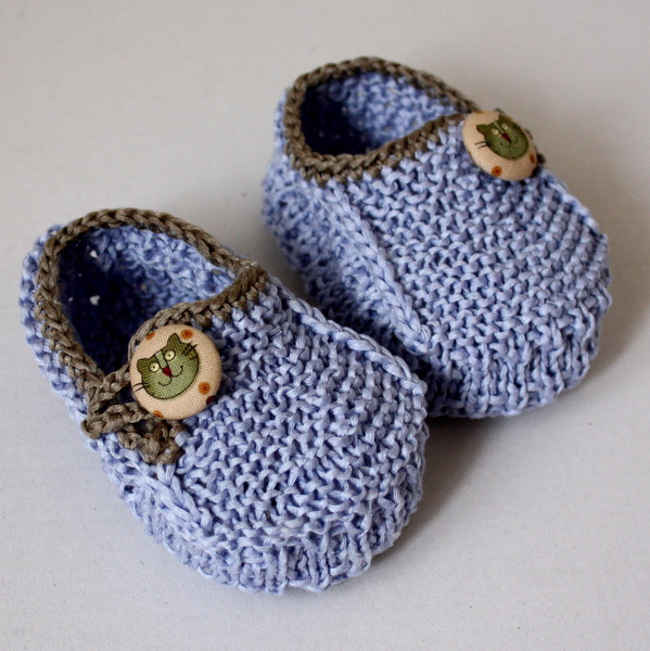 Amazing Knitted Baby Bootie Ideas