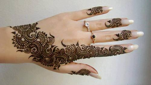 Amazing Henna Tattoo Ideas