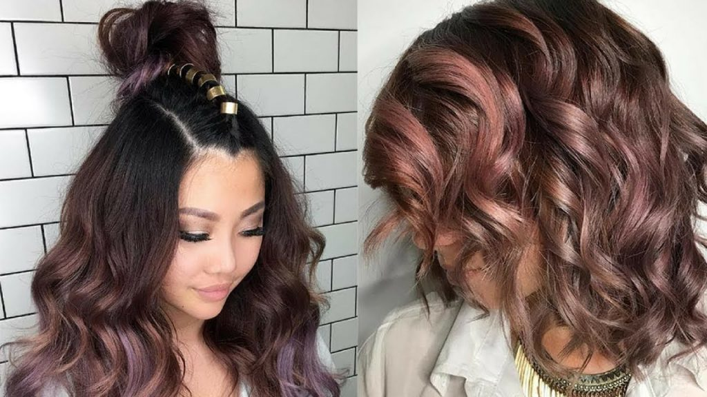Trendy Hair Colors For This Summer