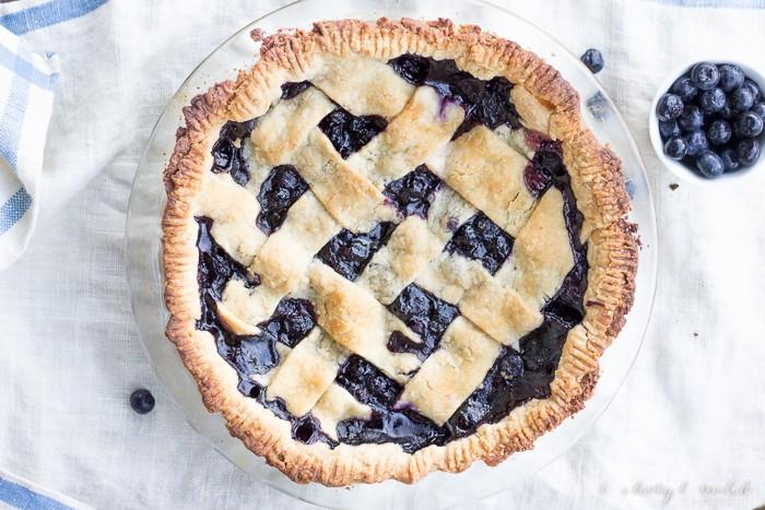 14 Delicious Blueberry Desserts