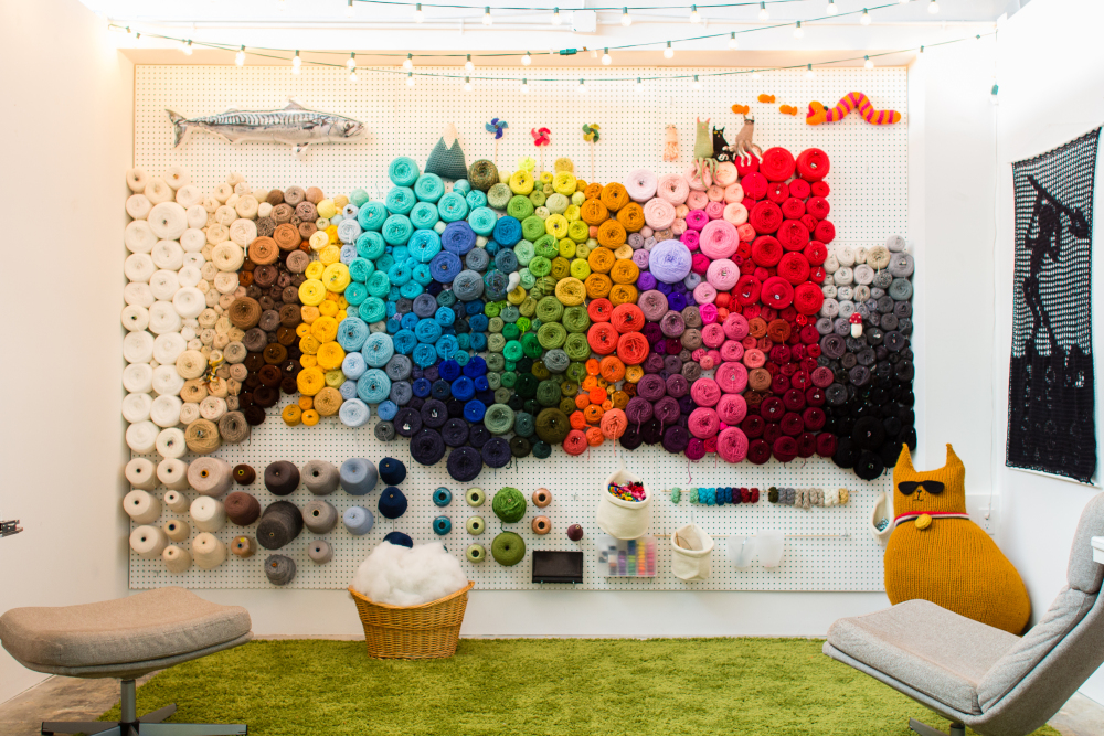 How To Store Your Yarn