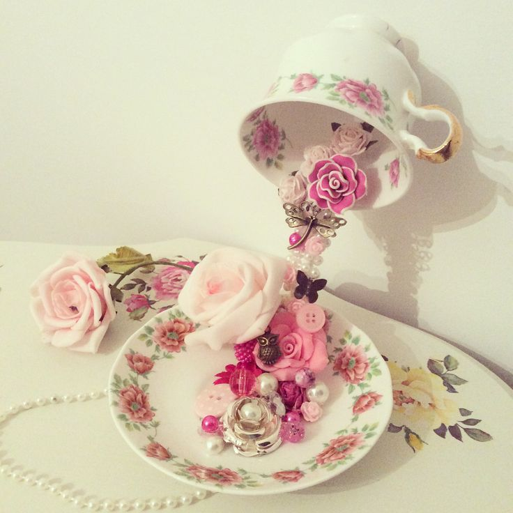 12 Cool Ways To Repurpose Old Teacups