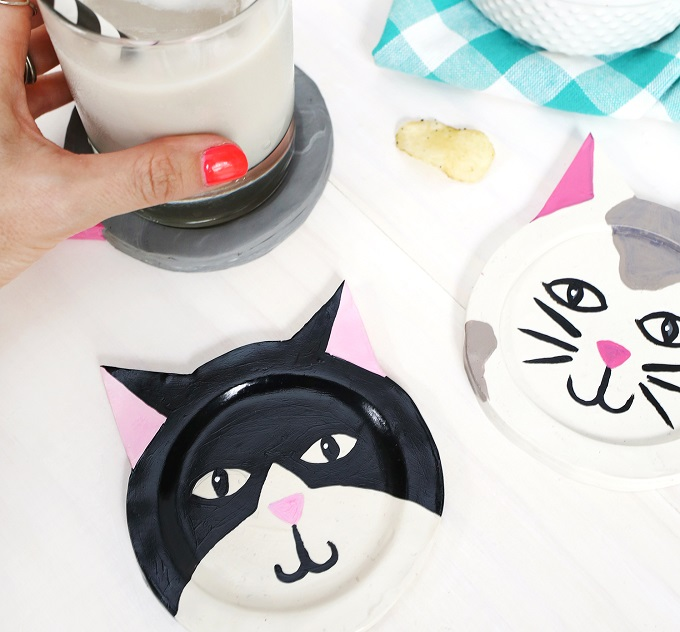 14 Cute Cat Themed Crafts