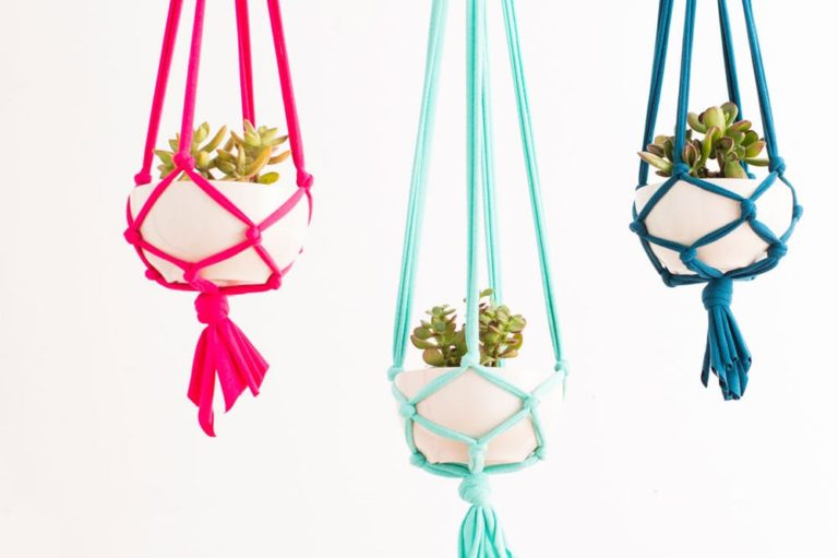 12 Amazing DIY Macrame Ideas