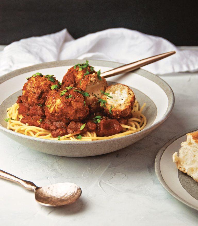 13 Awesome Stuffed Meatball Recipes