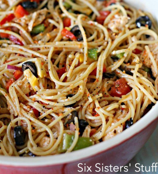 14 Amazing DIY Pasta Dishes