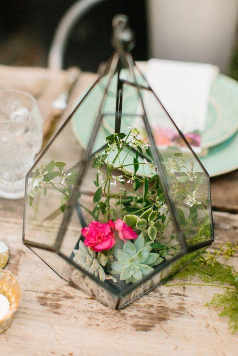 14 Amazing DIY Wedding Centerpieces