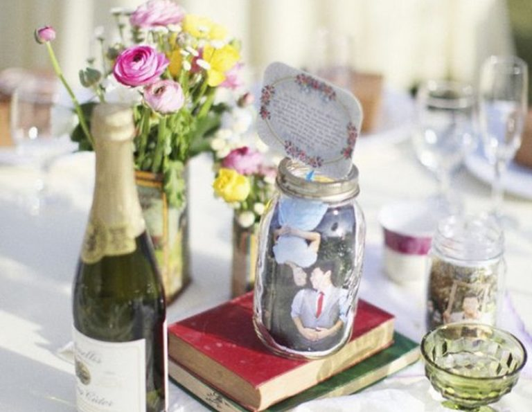 13 Amazing DIY Wedding Decorations