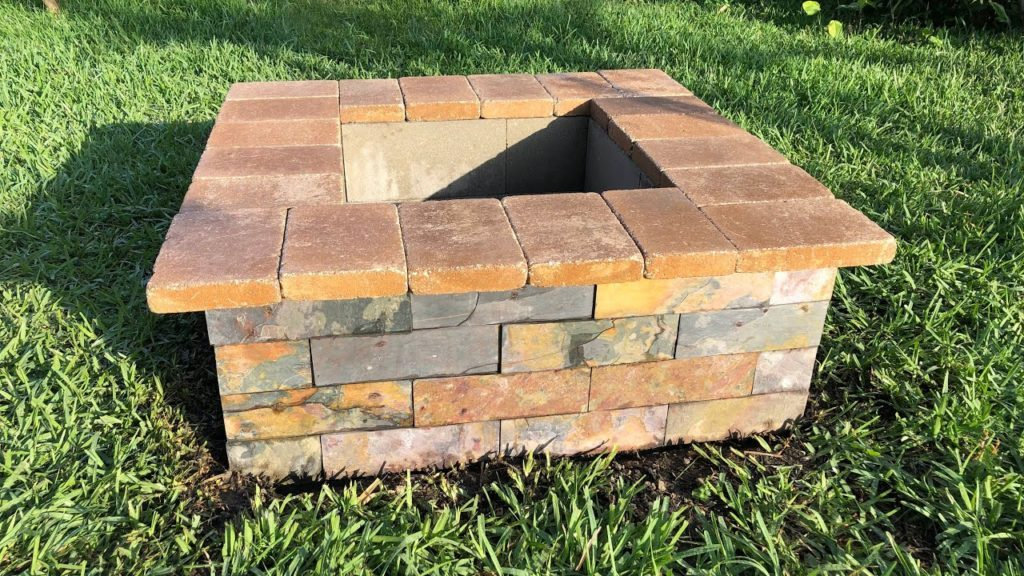 How To Make Cinder Block Fire Pits
