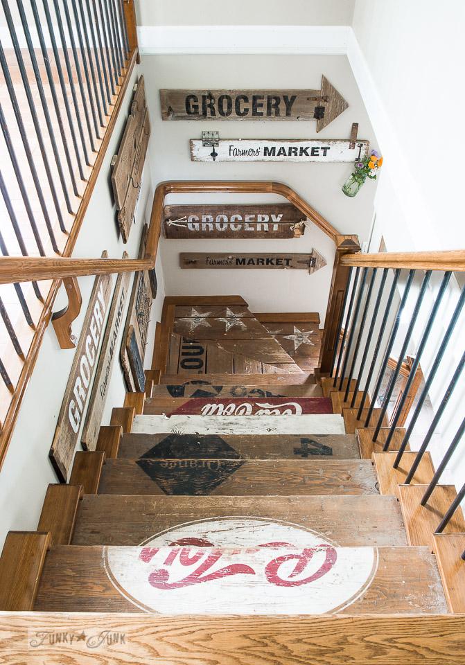 14 Amazing DIY Staircase Decor Ideas