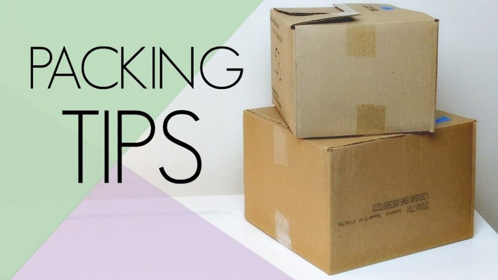 DIY Packing Tips When Moving Home