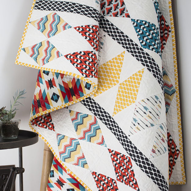 10 Easy Quilt Patterns