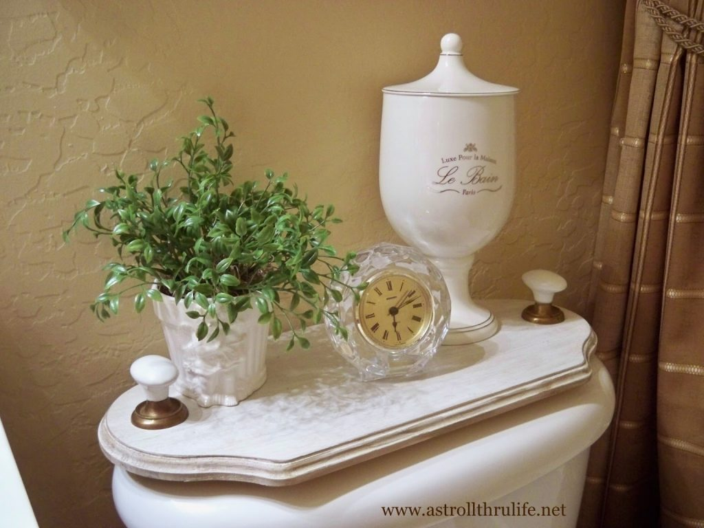 12 Cool DIY Projects For Your Bathroom