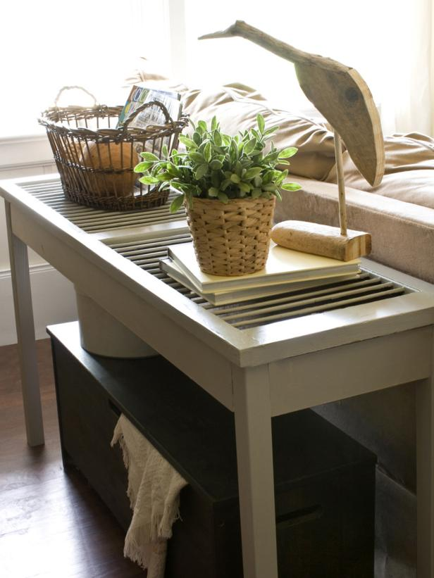 12 Amazing DIY Old Shutters Projects