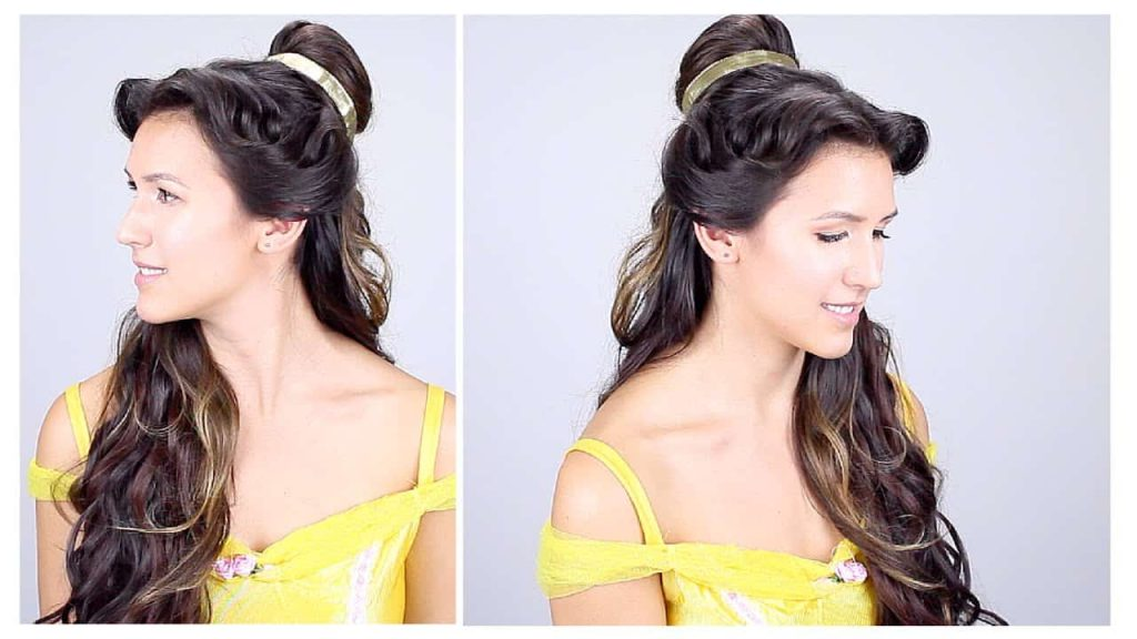 12 Cool Princess Hairstyles