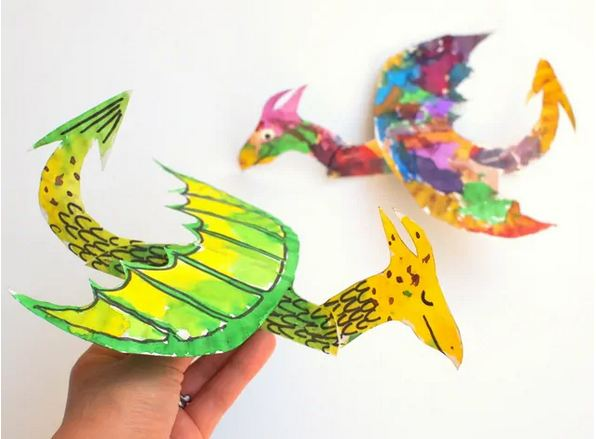 10 Crazy Fun Paper Craft Projects