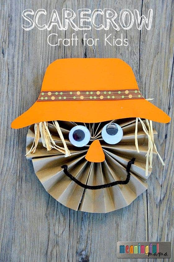 12 Cute Fall Crafts For Kids