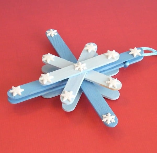 12 Cute Christmas Crafts