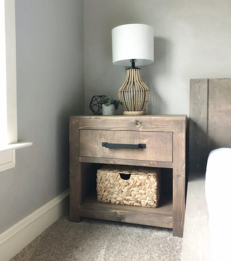 12 Amazing DIY Nightstands