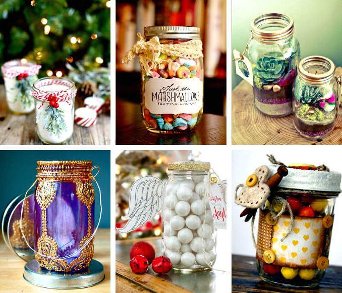 12 Amazing DIY Mason Jar Gift's