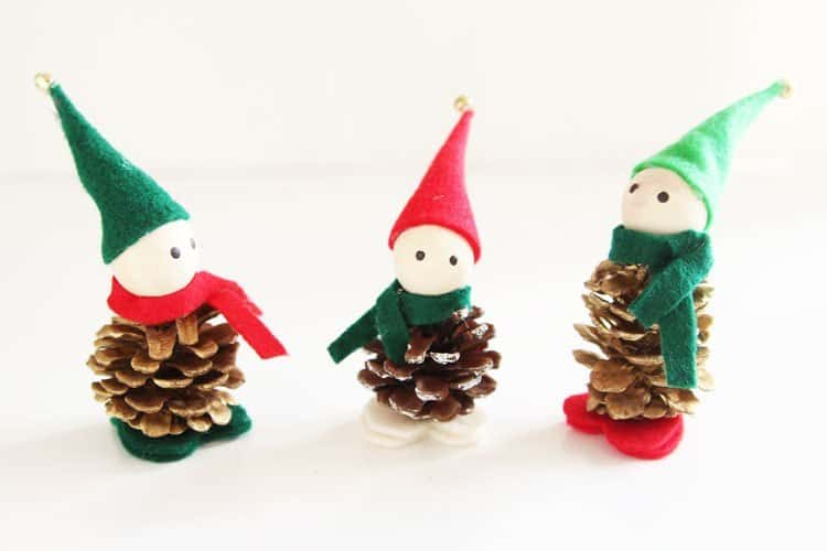 14 Amazing Elf Themed Crafts