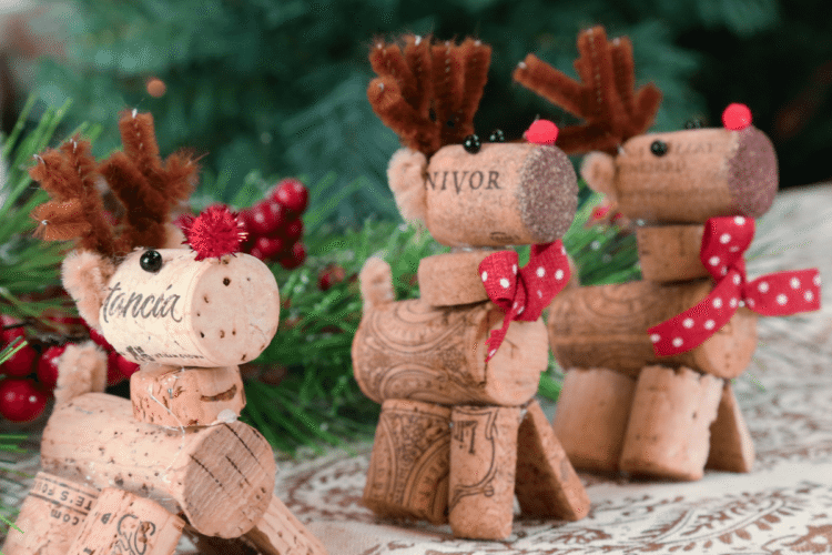 14 Amazing Reindeer Crafts For Kids