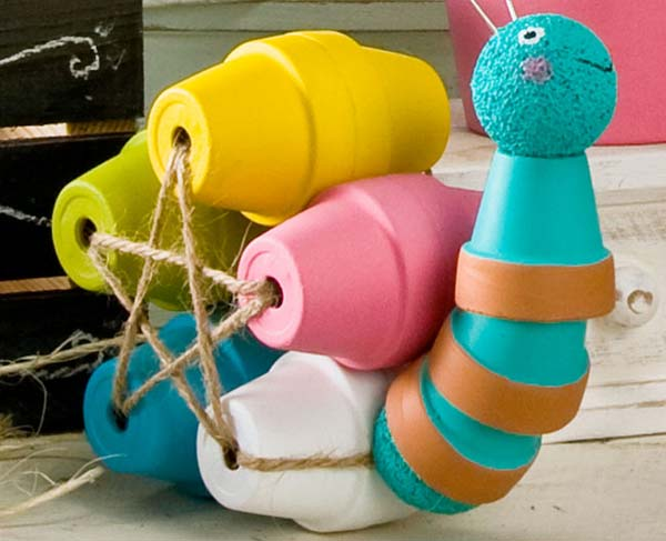 15 Clay Pots Fun Garden Projects