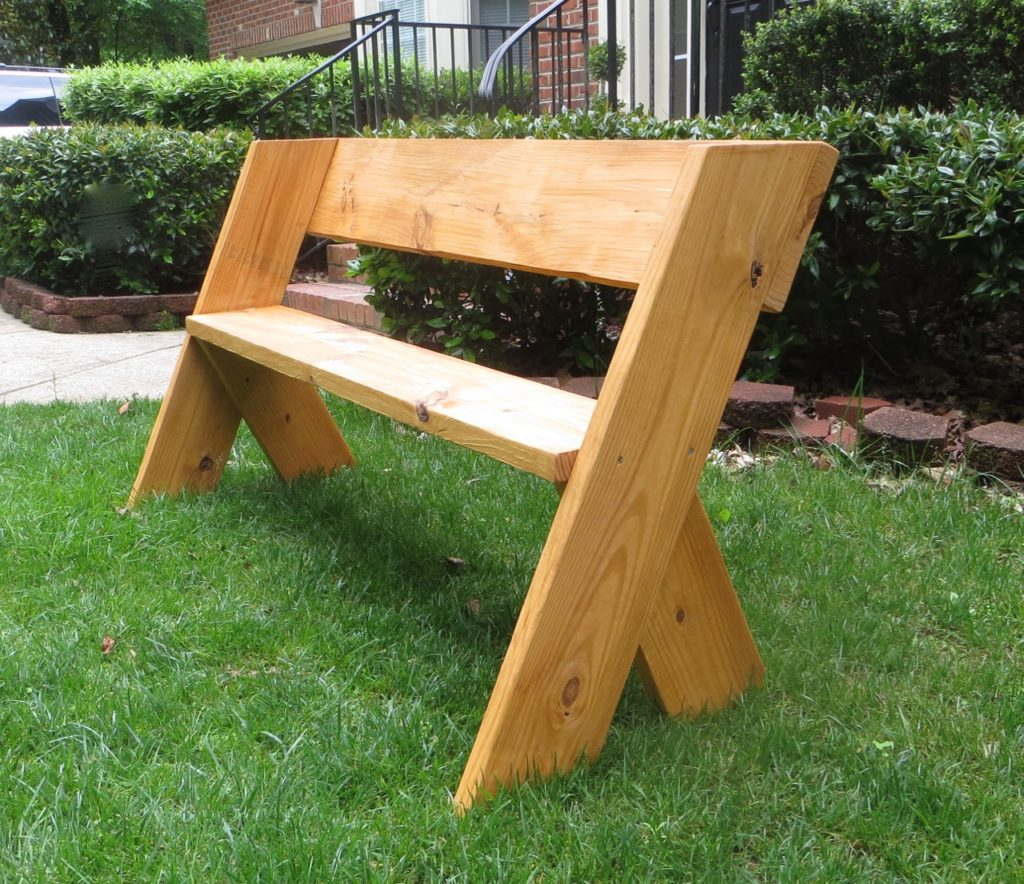 15 Amazing Diy Outdoor Wood Projects