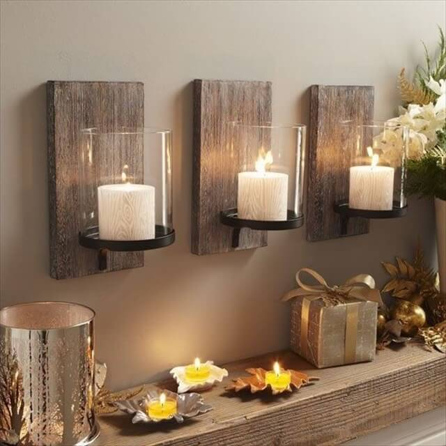 14 Amazing DIY Wood Decor Ideas