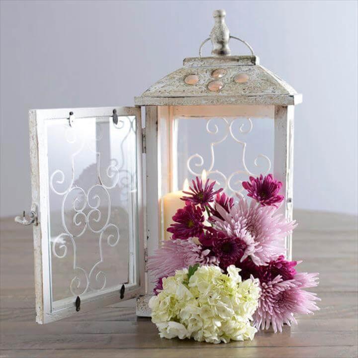 15 Amazing DIY Wedding Centerpiece Ideas