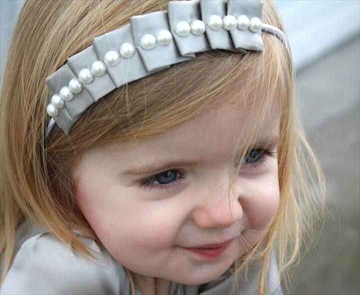 20 Cool DIY Headband Tutorials