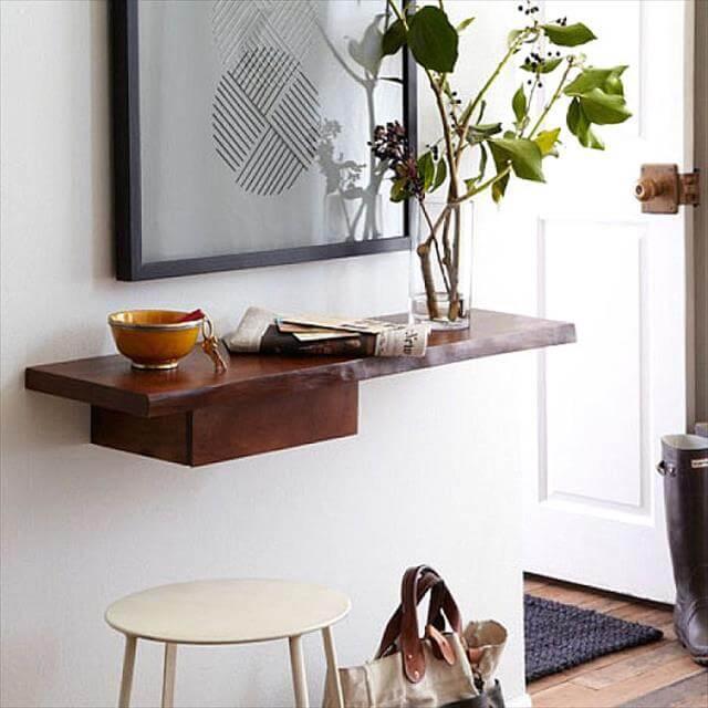 10 Amazing DIY Entryway Decor Ideas