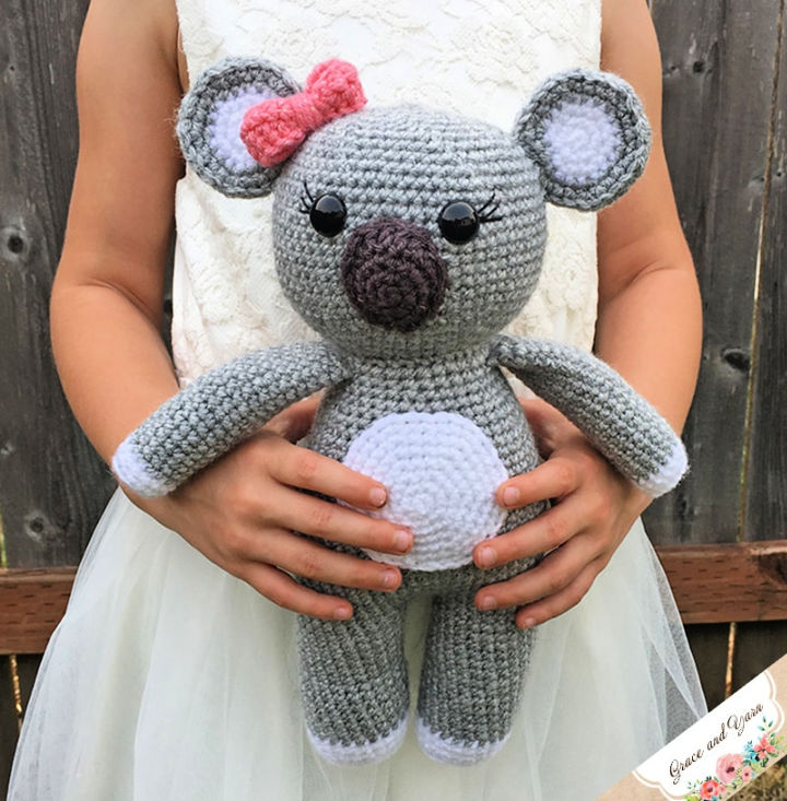 13 Amazing Crochet Koala Patterns