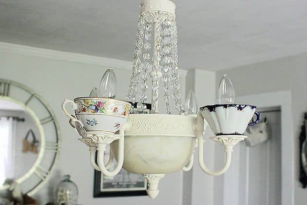 15 Amazing Repurposed Tea Pots Ideas